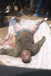 Photos: How Chibueze, The Vampire Killed Over 200 People – Police