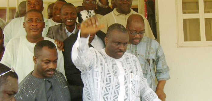 I STAND WITH JAMES ONANEFE IBORI!