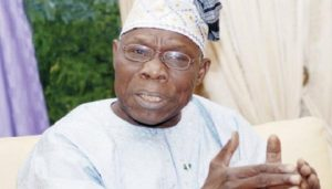 NEXT TIME DON'T KEEP ME WAITING, OBASANJO WARNS POLICE, STORMS OUT OF EVENT