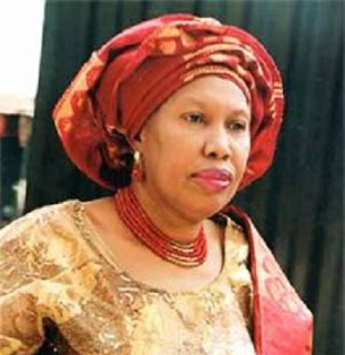 Obasanjo's Wife: Kenny Martins, Adebutu Planning To Assassinate Me Over My Son's Wedding
