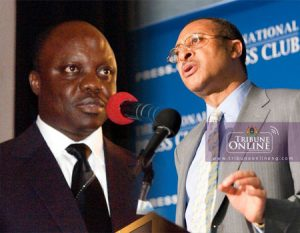 Uduaghan To Utomi: You're Only Fit For Councillorship Position, Not Governor