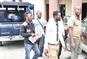 Lagos Arraigns Hotel Owner, Workers For Aiding Homosexuality