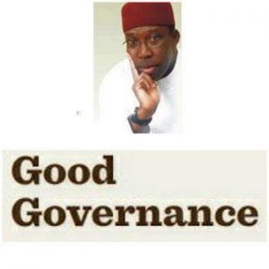 GOV. OKOWA DENIES HIRING ANY FIRM TO HELP RECOVER MONEY FOR THE STATE