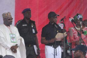 Jonathan, Okowa others at PDP non-elective national convention