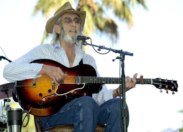 Country Music Hall Of Fame member Don Williams has died aged 78