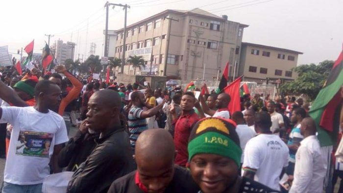 Curfew declared in Aba over Nnamdi Kanu's IPOB clash with soldiers