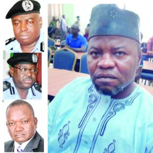 Exposed! Wanted Boko Haram Suspect Now Head Of Benue Security Agency