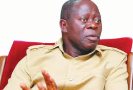 There's a gang up against me, Oshiomhole cries out
