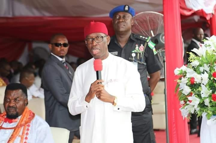 Okowa preaches love and reconciliation, charity at Christmas