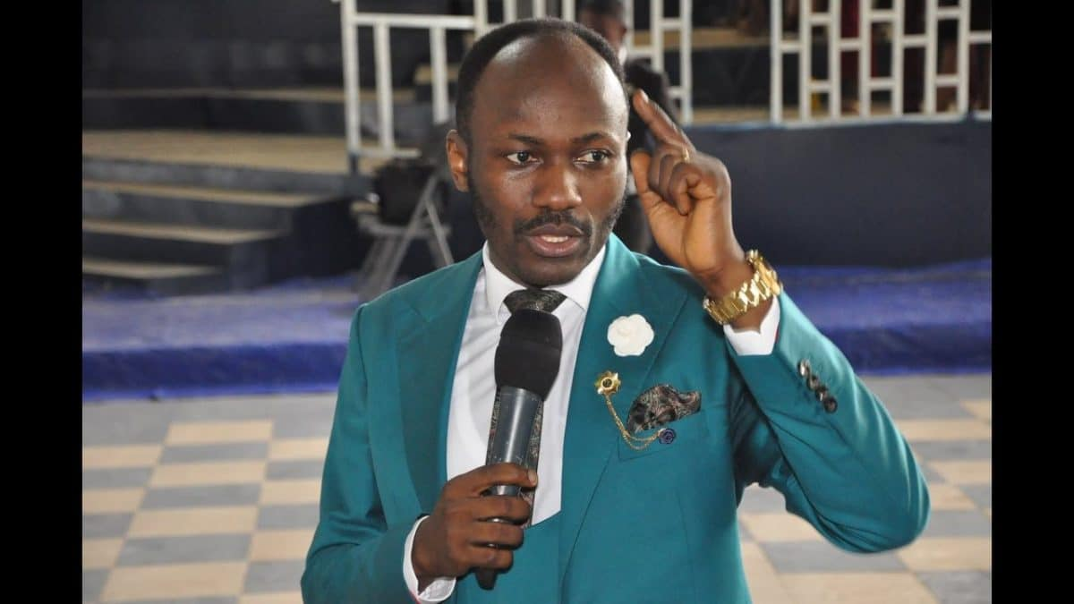 Apostle Suleman makes offer to Nigerians in South Africa