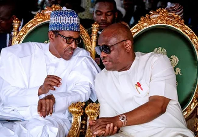 I'll rather congratulate Buhari openly than visit him at night —Wike
