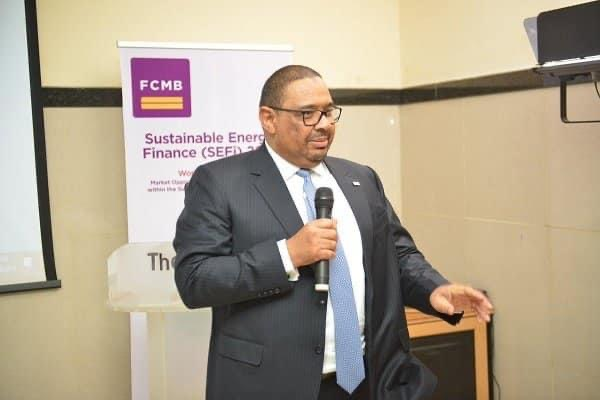 FCMB MD opts for leave as bank probes paternity allegation